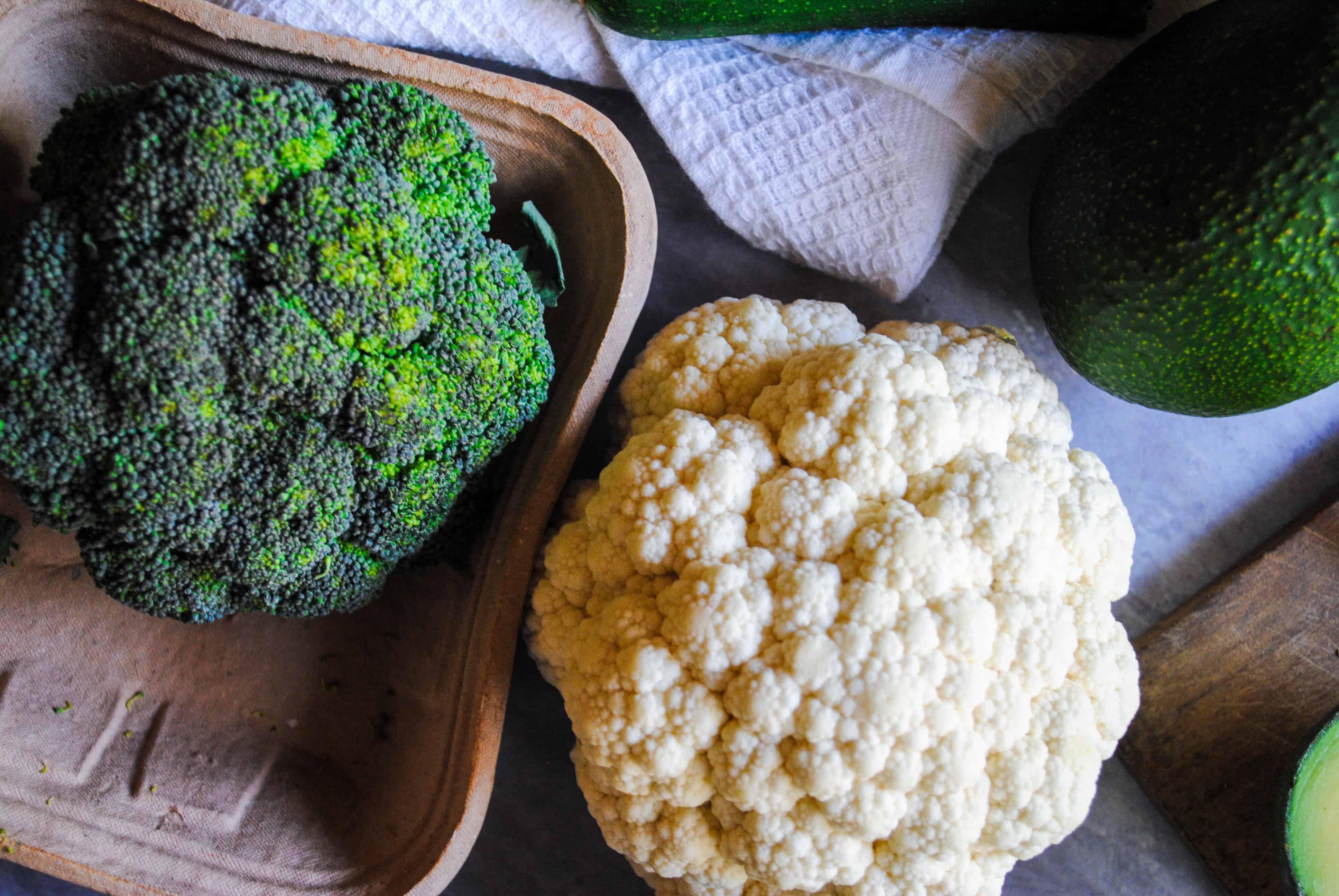 high fiber low carb foods