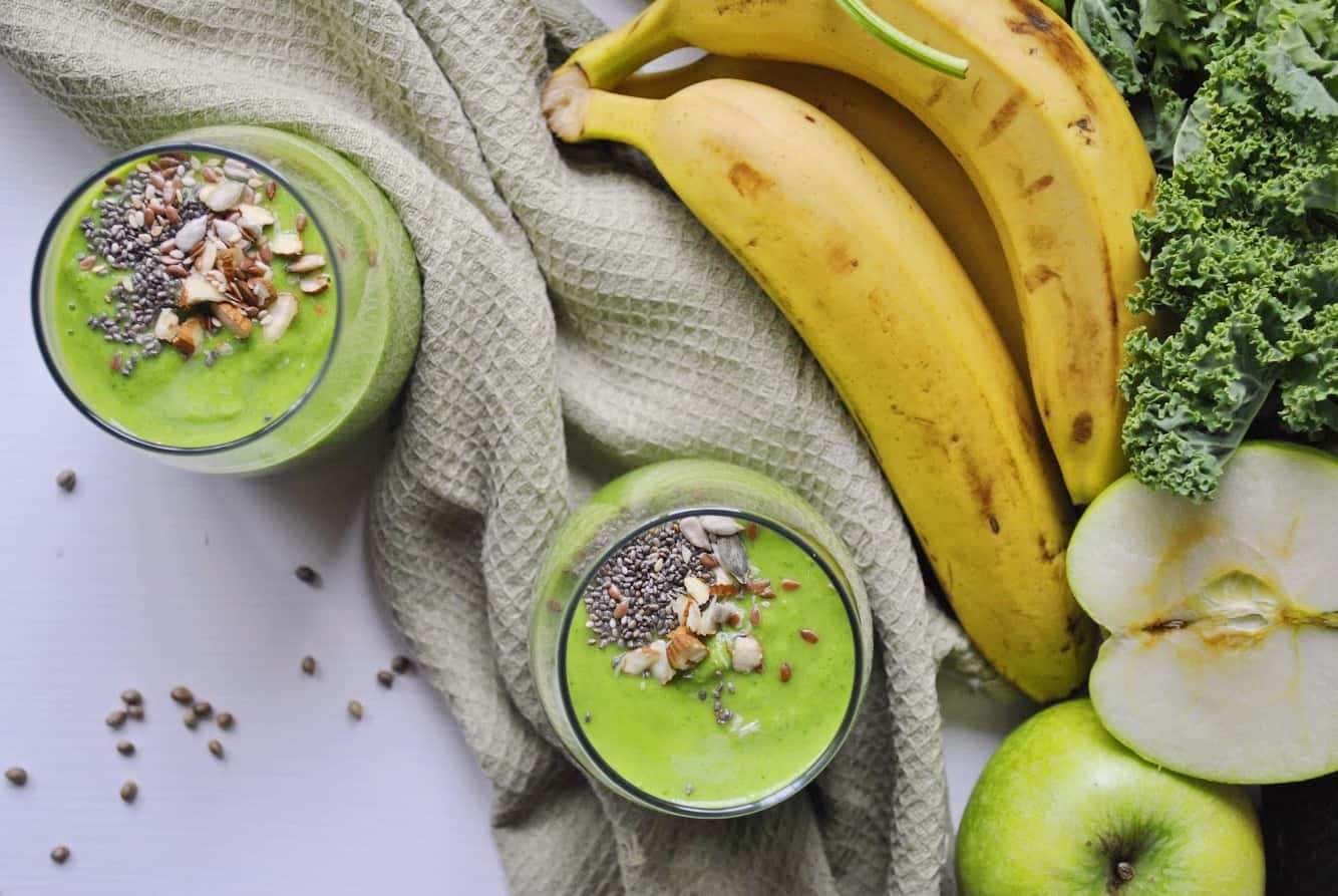 Gut Healing Green Smoothie