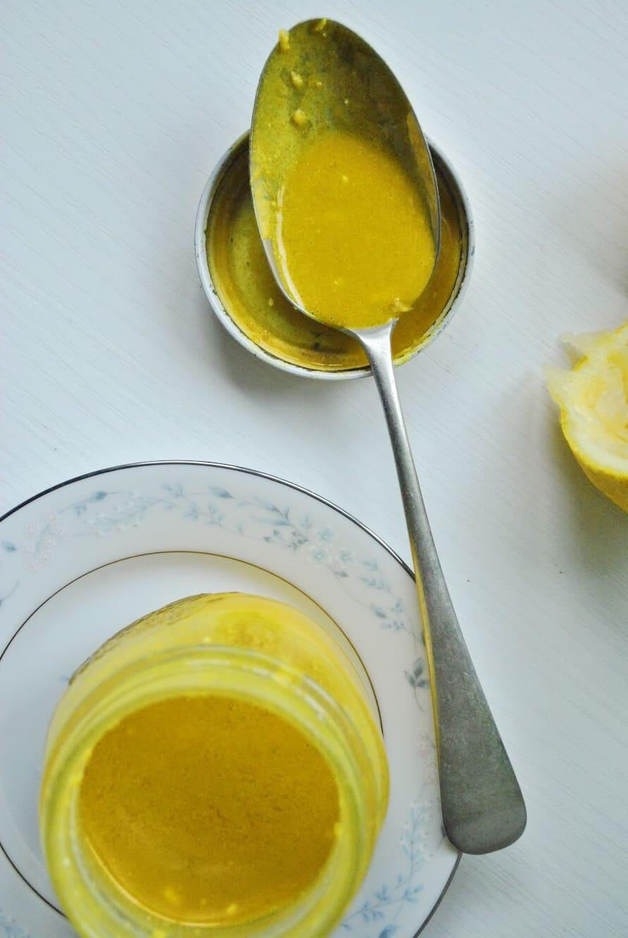 turmeric ginger anti-inflammatory dressing