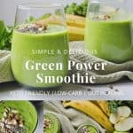 Green Power Gut-Healing Smoothie