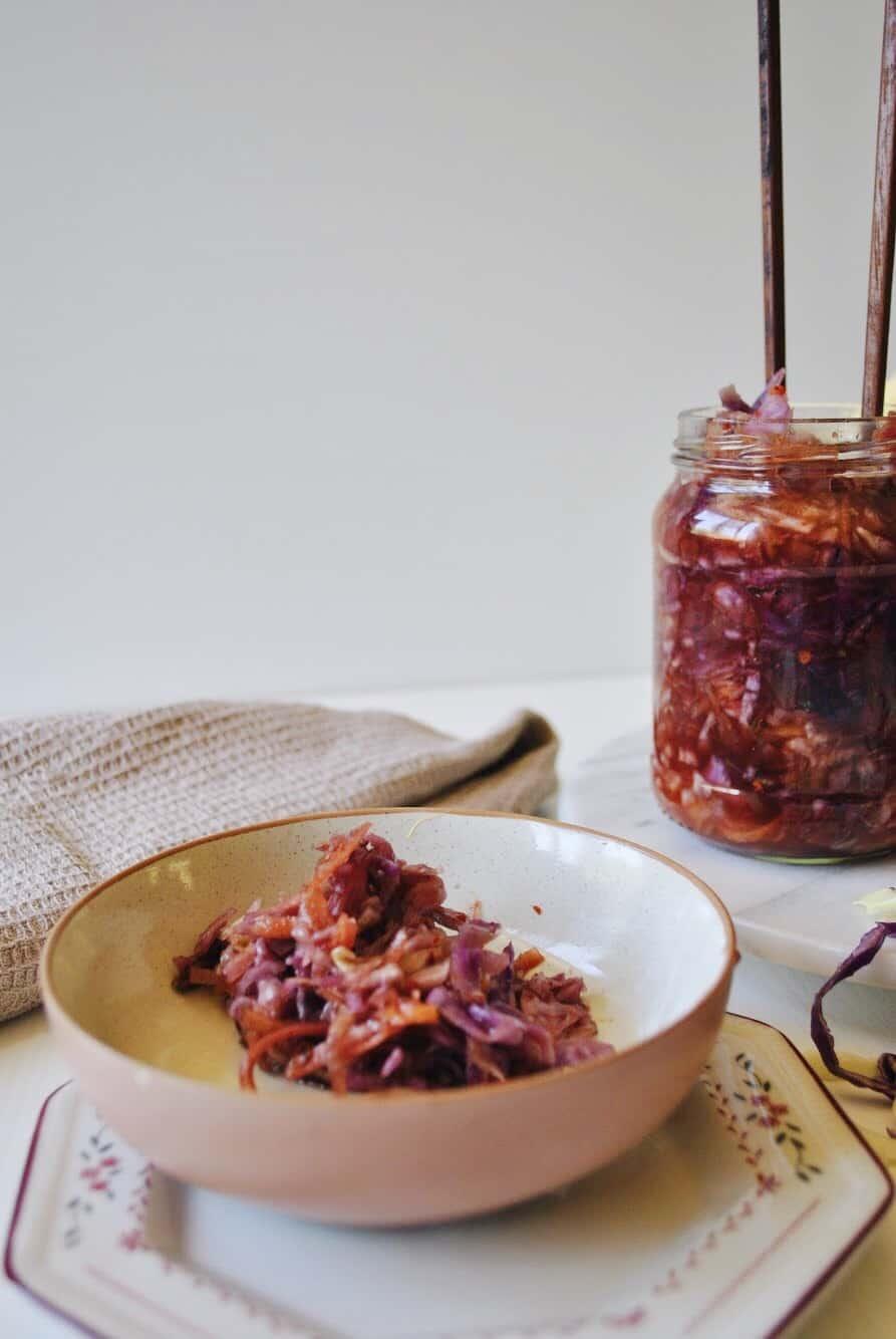 easy kimchi recipe