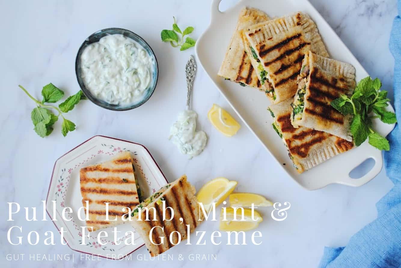 gozleme recipe no yeast