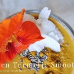 Golden Turmeric & Ginger Smoothie