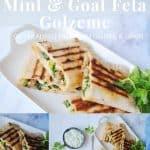 Pulled Lamb, Mint & Goat Feta Golzeme (Free from Grain & Gluten)