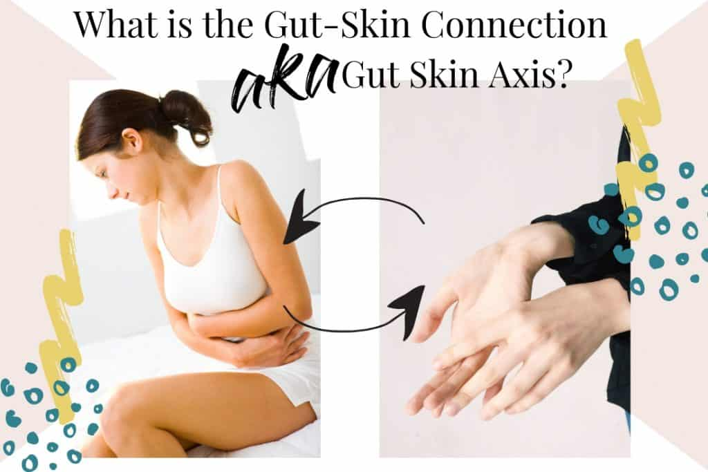 Gut-skin connection | pranathrive.com