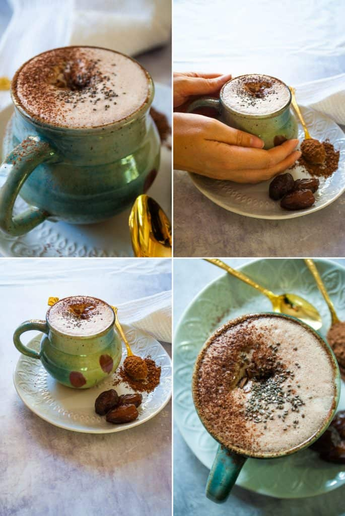 Collagen & Cacao Latte