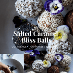 Salted Caramel Bliss Balls