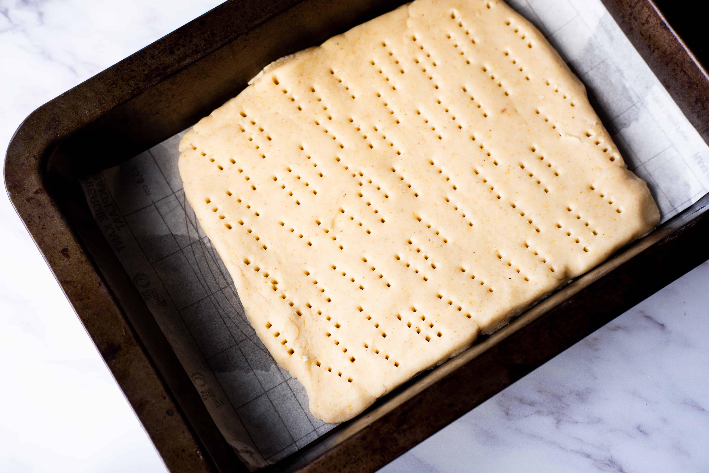 Healthy Gluten Free Shortbread | pranathrive.com