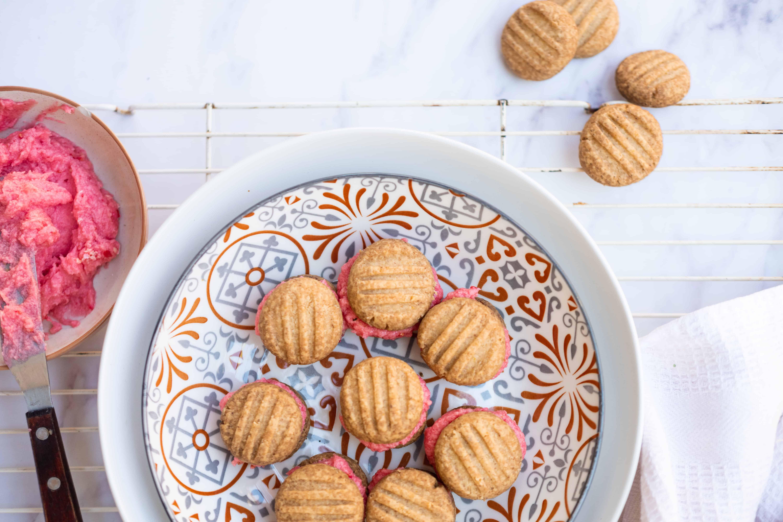Gluten-Free Melting Moments