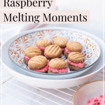 Gluten Free Melting Moments with Raspberry Filling